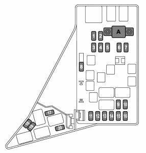 subaru forester 2014 2016 fuse box diagram auto genius With subaru fuse box