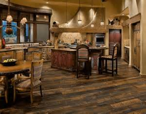 antique kitchen islands 7 beautiful kitchens with antique wood flooring pictures