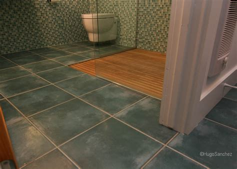 Duckboard Shower Ceramiques Hugo Sanchez