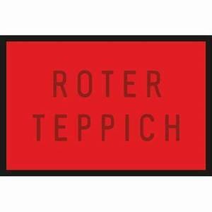 Fußmatte Mit Spruch : t rmatte fu matte mit motiv spruch roter teppich 11 99 ~ Watch28wear.com Haus und Dekorationen