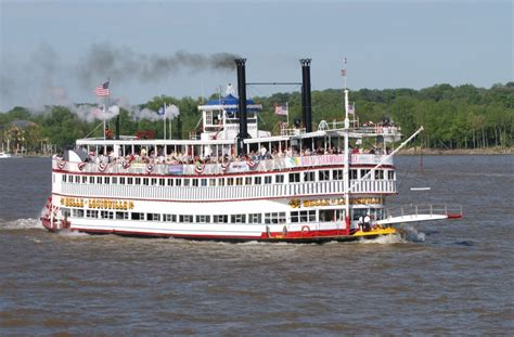 Dinner On A Boat In Louisville Ky by Of Louisville M Miller Go To Louisville