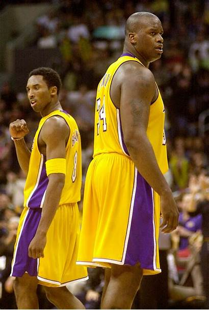 Lakers Kobe Shaq Shaquille Bryant Phil Jackson