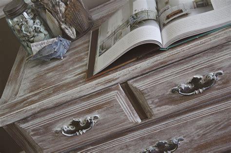 paint techniques limed oak dresser  simpler design