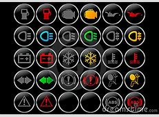 Dashboard Symbols Royalty Free Stock Photos Image 2363328