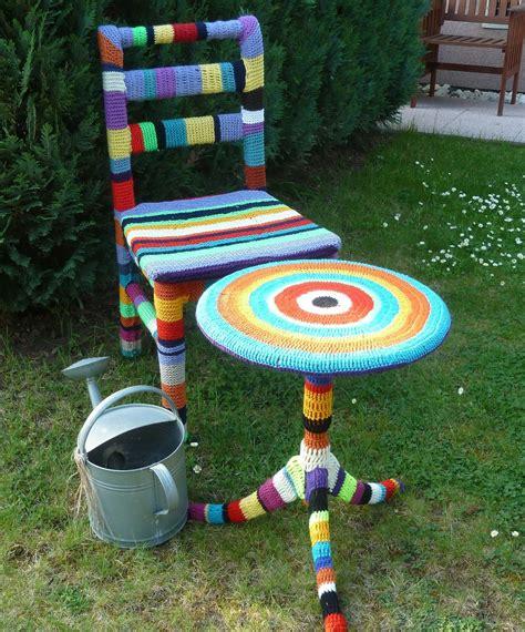 Bild Kunsthandwerk, Textil, Garten Von Edith Koch Bei