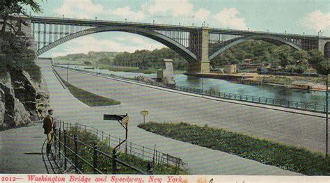 bridge washington heights harlem river speedway york bronx manhattan street avenue university gwb iconic 2009 kid another ephemeral ephemeralnewyork