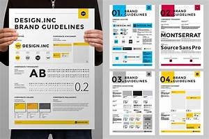Brand Manual Poster By Egotype On