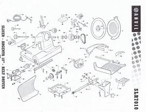 Hobart Meat Slicer Parts Diagram