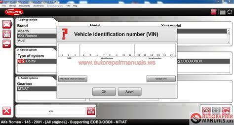 auto repair manuals delphi cars trucks ds150e r3 2014