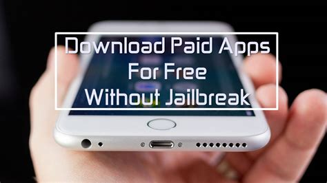 iphone free app how to paid iphone apps for free without jailbreak