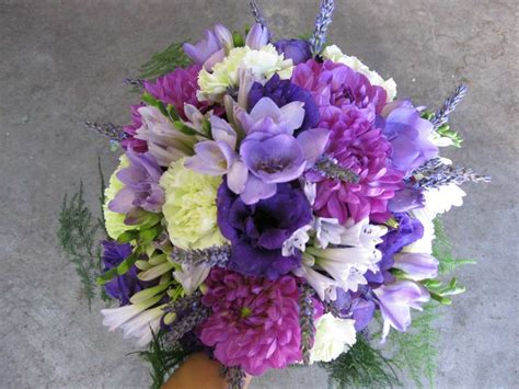 green with purple flower purple and green flowers for wedding typesofflower com typesofflower com