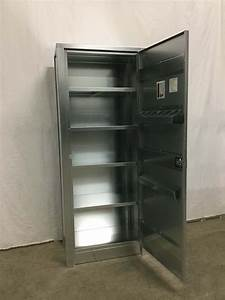 Metal storage cabinets for any purpose indoor outdoor for Kitchen cabinets lowes with wavy metal wall art