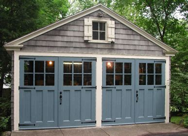 carriage house doors hinged swing out carriage doors made by evergreen carriage