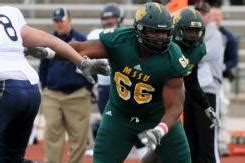 2013 NFL Draft: Missouri Southern Defensive Tackle Brandon ...