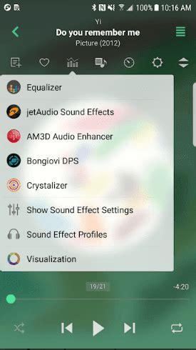 Fitur lain yang bisa dinikmati oleh penggunanya adalah adanya fitur pemutar musik dari beberapa tampilan. Aplikasi pemutar musik offline terbaik Android 2020