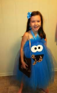Cookie Monster Costume Dress