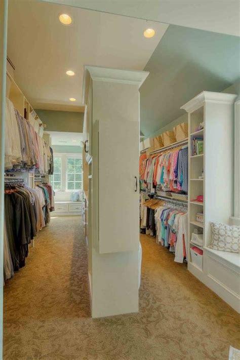 17 best ideas about narrow closet on