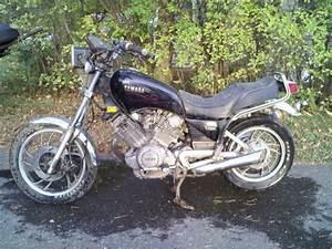Buy 1982 Yamaha Virago 920 Repairable 27 169 Miles Have On