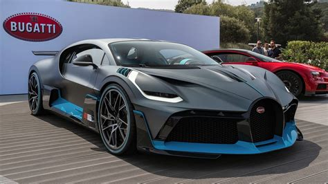 Where Is Bugatti Manufactured by The Bugatti Divo Is A Mid Engine Track Focused Sports Car