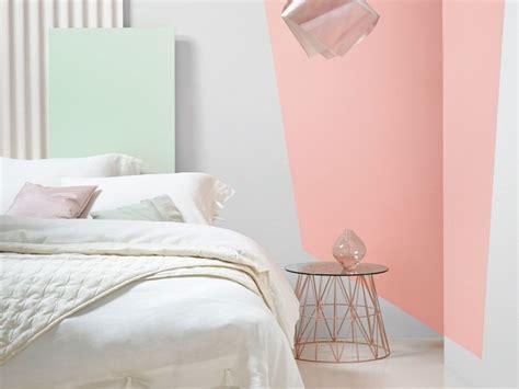 couleur pastel chambre couleur peinture chambre à coucher 30 idées inspirantes