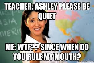 Teacher Memes - stupid teachers t