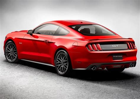 Ford Mustang Gt Car Wallpapers 2015