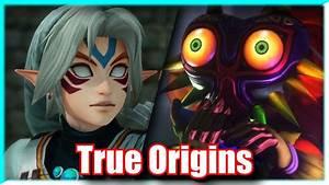 Fierce Deity & Majora's Mask Origins | Zelda Theory - YouTube