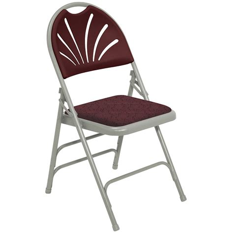 national seating 1000 series fan back upholstered