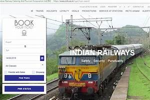 Tatkal train ticket booking on new IRCTC website: How to ...