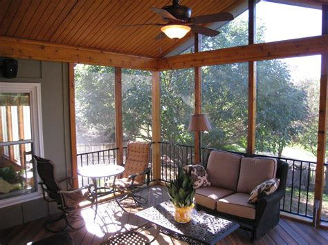 ceiling fan for screened porch porch ceiling archadeck of kansas city