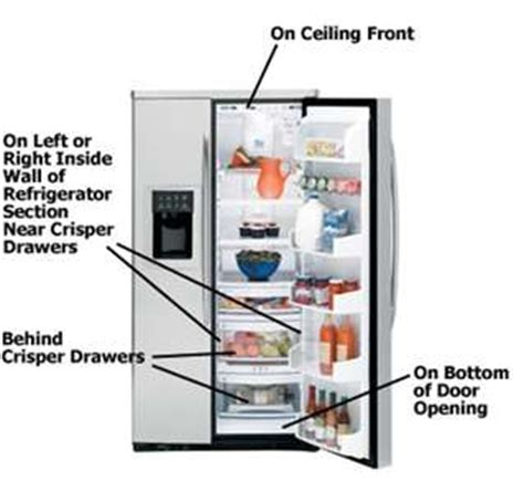led light   ge profile refrigerator model pfcfpjxc fixya
