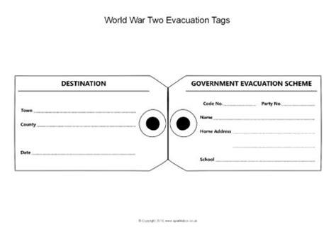 evacuation  tags sb sparklebox