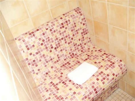 Beheizte Sitzbank Bad quot beheizte sitzbank in der dusche quot eurothermenresort bad