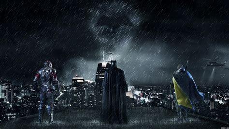 Batman Gotham City 4K Wallpapers | HD Wallpapers | ID #19424