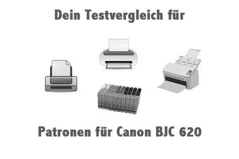 Patronen für Canon BJC 620 10 Baumarktartikel im Test