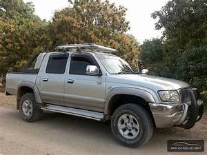 Toyota Hilux Tiger 2004 For Sale In Karachi