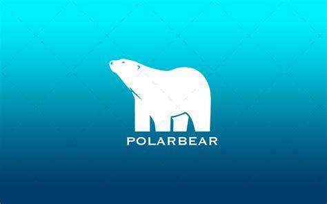 spectacular polar bear logo  sale lobotz