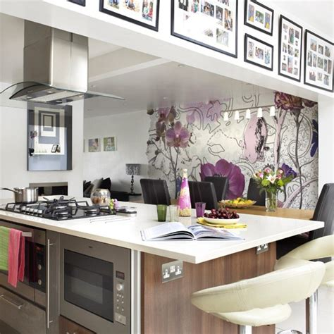 wallpaper kitchen ideas kitchen wallpaper ideas 10 of the best housetohome co uk