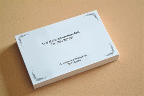 carte de visite gratuite sans frais de port carte pour particulier carte de visite familiale mod 232 le 224 imprimer en ligne