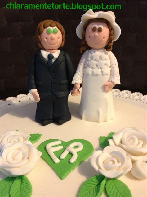 35 anni di matrimonio, le nozze di corallo. CHIARAmente...Torte!: 40 anni: Nozze di Smeraldo ...Sposi ...
