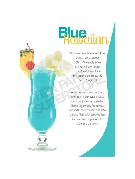 blue hawaiian drink recipes besto blog