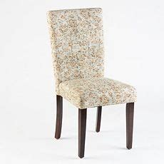 brown swirl parsons chair at kirkland s for the home