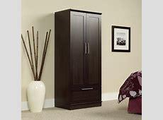 Sauder Homeplus WardrobeStorage Cabinet Walmartcom