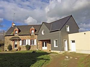 Extension Maison Ancienne : derouet constructeur de maison bois en mayenne 53 ~ Louise-bijoux.com Idées de Décoration