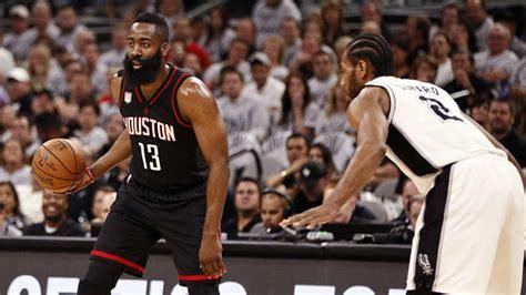 Rockets Vs. Spurs Live Stream: Watch NBA Playoffs Game 2 ...