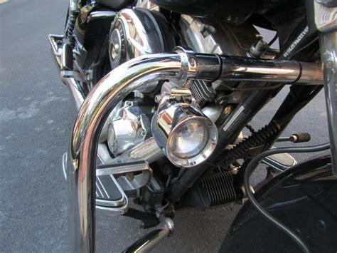 harley davidson light bar piaa accessory lights with crashbar or lightbar mounts