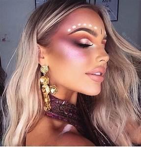 Festival Makeup Inspiration – Beauty and the Basics