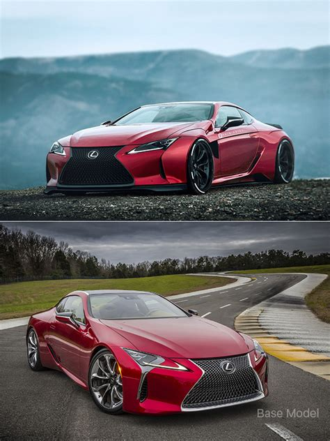 lexus supercar if lexus turned the lc500 into a supercar this is what it