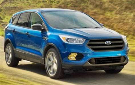2019 Ford Escape Redesign, Release, Price  Ford Specs Release