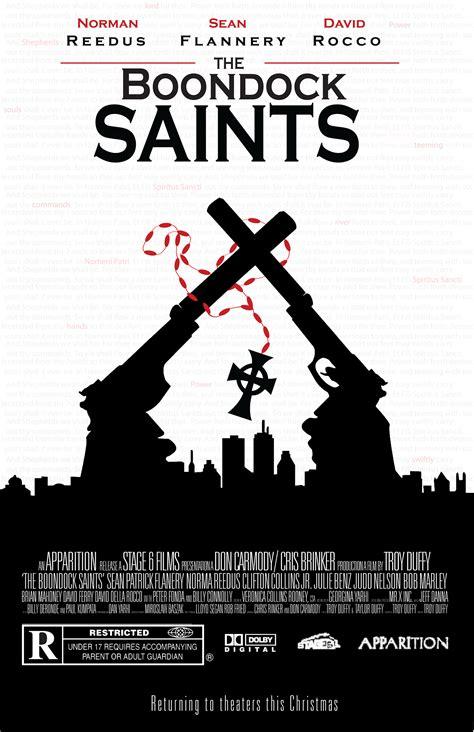 Boondock Saints Movie Poster On Behance
